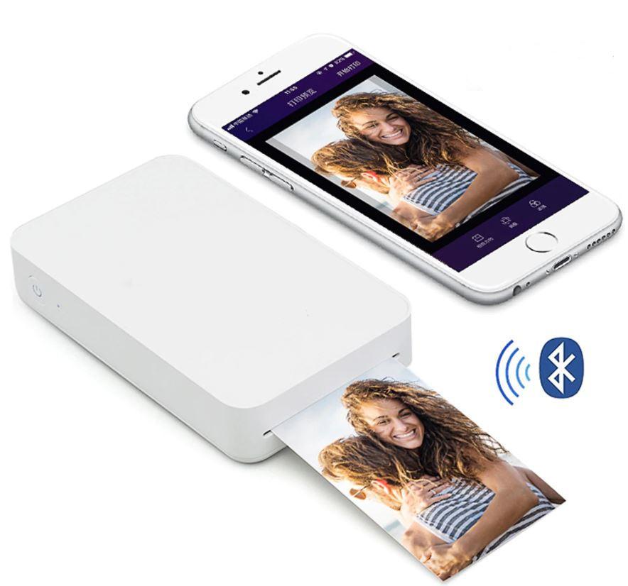 Mi Pocket Printer – Ο Επαναστατικός Φορητός Έγχρωμος Εκτυπωτής Xiaomi που Εκτυπώνει Χωρίς Μελάνι – Χωρίς Ίντερνετ – Απίστευτη Ποιότητα Εικόνας – Κάνει για Όλα τα Κινητά + ΔΩΡΟ 5 χαρτιά εκτύπωσης (VIDEO)
