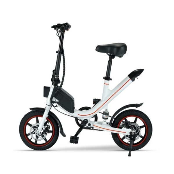 LOVELION-12-14-Inch-Adult-Portable-electric-folding-Mini-foldable-cheap-Bicycle-bike-Black-350W-Battery